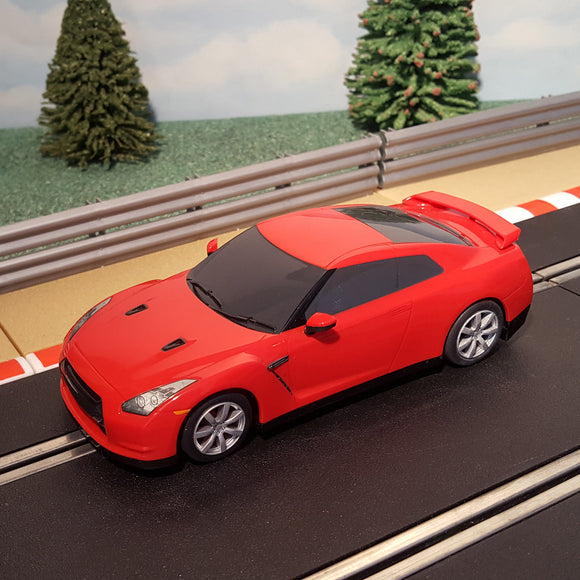 Scalextric 1:32 Car - Red Nissan GT-R