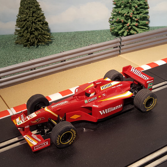 Scalextric 1:32 Car - Formula One F1 - C2161 Red Williams FW20 #1