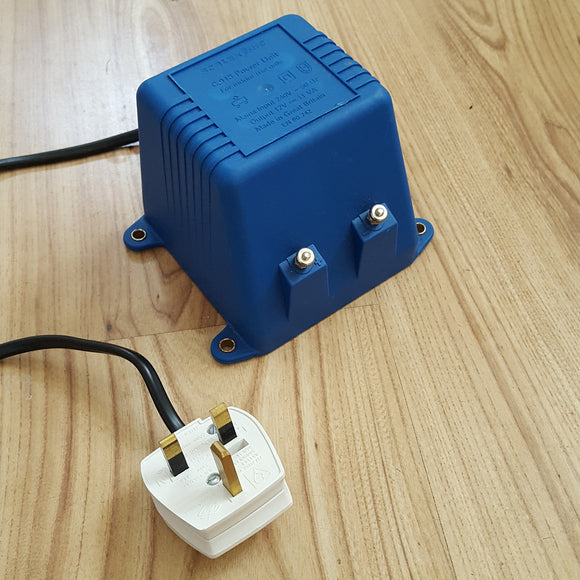 Scalextric Transformer 12v Power Pack Blue C918