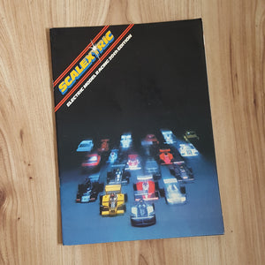 Scalextric Catalogue Literature Magazine - C502 20th Edition