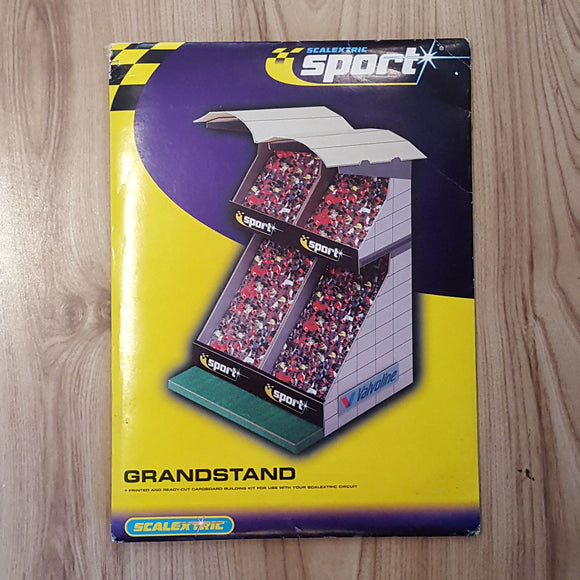 Scalextric 1:32 Building - C8152 Grandstand - Action Slot Racing