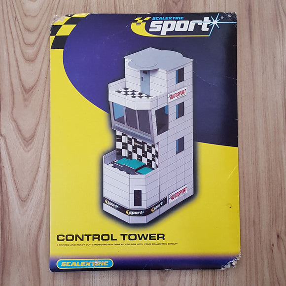 Scalextric 1:32 Building - C8151 Control Tower - Action Slot Racing