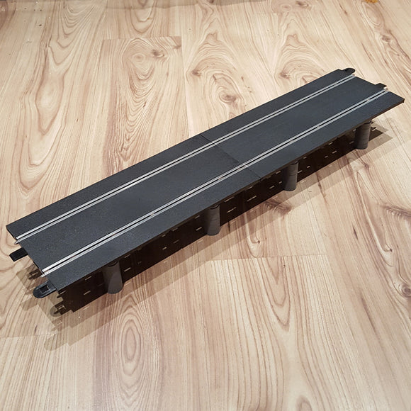 Scalextric Sport & Digital Track - Long Straight Overhead Bridge & Supports