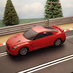 Scalextric 1:32 Drift Car - Red Nissan GT-R #M