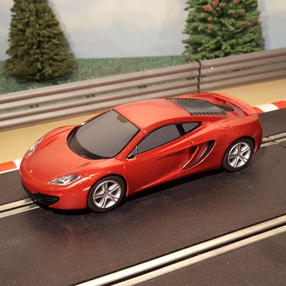 Scalextric 1:32 Car - Metallic Red McLaren MP4-12C #M