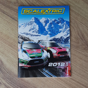 Scalextric Catalogue Literature Magazine - 2012 Edition 53
