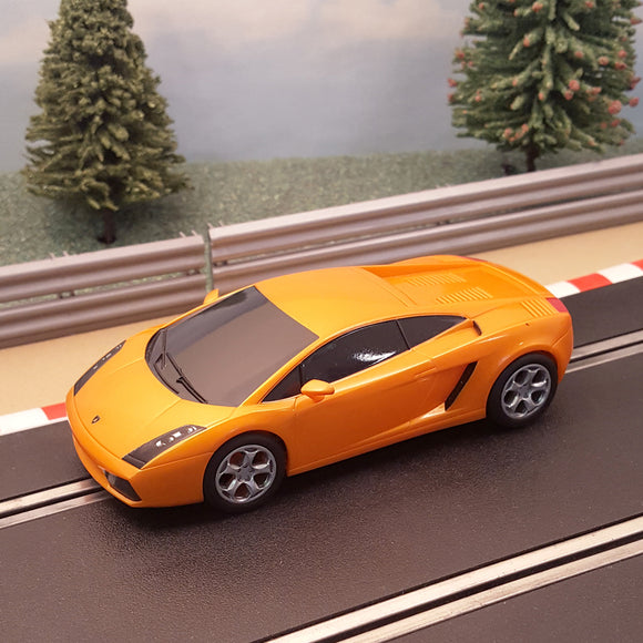 Scalextric 1:32 Car - Orange Lamborghini Gallardo
