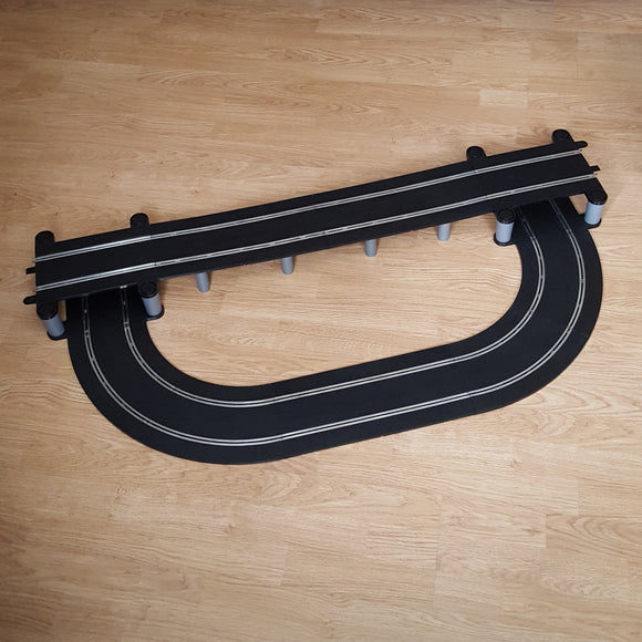 Scalextric Sport & Digital Track C8295 Double Bridge, Supports & Loop