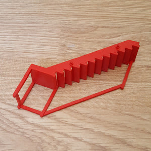 Scalextric 1:32 Spare Part - C705 Grandstand Red Steps Stairs