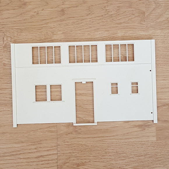 Scalextric 1:32 Spare Part - C705 Grandstand White Rear Wall Panel