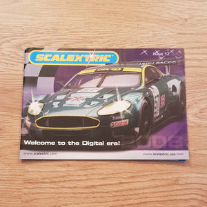 Scalextric Catalogue Literature Magazine - P1133 2006 Issue 12 Update