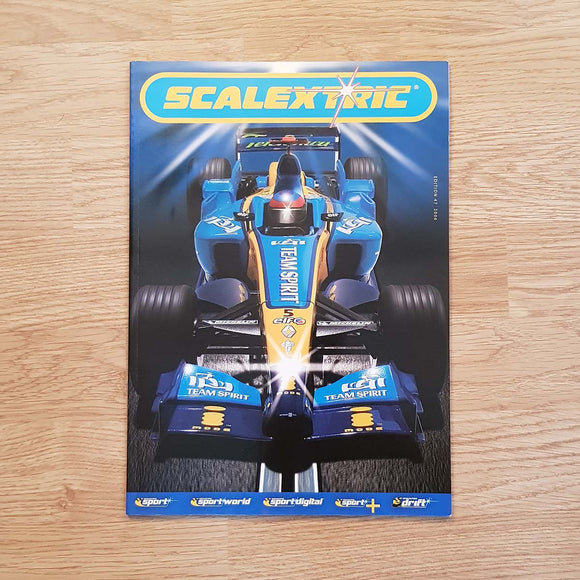 Scalextric Catalogue Literature Magazine - Edition 47 2006 - A4 Size