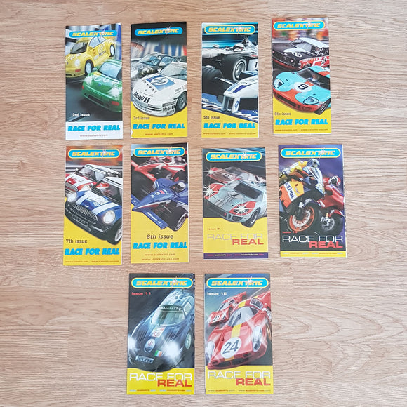 Scalextric Catalogues - Issue 2nd 3rd 5th 6th 7th 8th 9 10 11 12