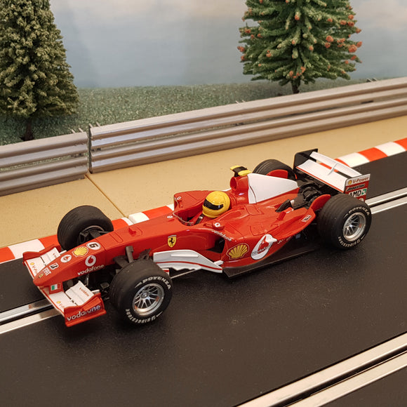 Scalextric 1:32 Digital Car - Formula One F1 Ferrari F2004 Raikkonen #6 #Z