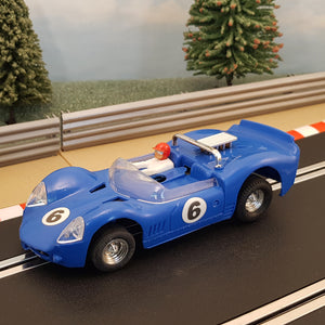 Scalextric 1:32 Triang Car - Blue Javelin C4-10 #Z