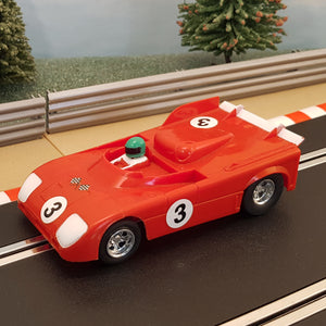 Scalextric 1:32 Car - Red Alfa Romeo TT3 #3 #Z