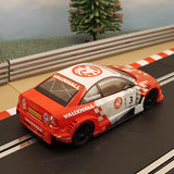 Scalextric 1:32 Car - C2528 Red / White DTM Opel V8 Coupe #3 *LIGHTS* #Y