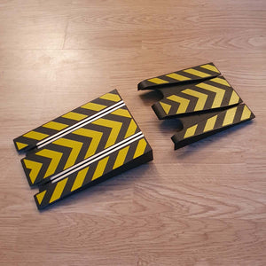 Scalextric Sport Track C8211 - Leap Straights Ramp #E