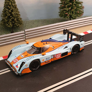 Scalextric 1:32 Car - C3188 Lola Aston Martin LMP1 #007 *LIGHTS* #L