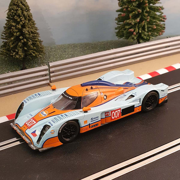 Scalextric 1:32 Car - C3188 Lola Aston Martin Le Mans #007 *LIGHTS* #LS