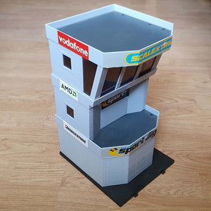 Scalextric 1:32 Building - C8319 Control Tower