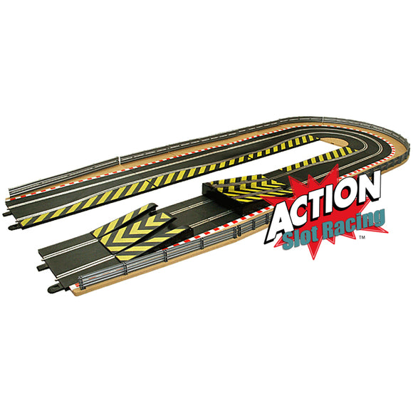 Scalextric 1:32 Sport & Digital Ultimate Track Extension Pack C8514