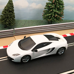 Scalextric 1:32 Car - White McLaren MP4-12C