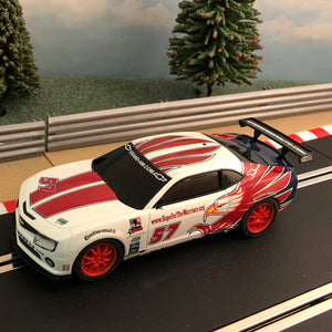Scalextric 1:32 Car - C3289 Chevrolet Camaro GS 2013 #57 #MW