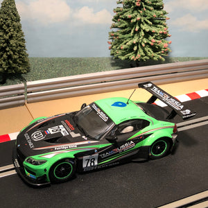 Scalextric 1:32 Digital Car  - C3624 BMW Z4 GT3 #78 #W