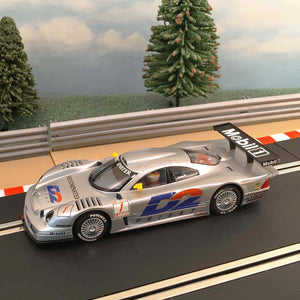 Scalextric 1:32 Car - C2081 Mercedes CLK LM #1 #C