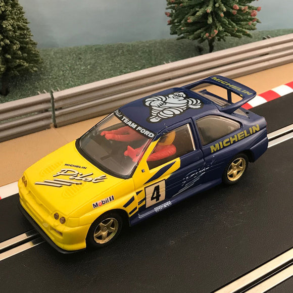 Scalextric 1:32 Car - C677 Ford Escort Cosworth - Michelin Pilot #4 #Z