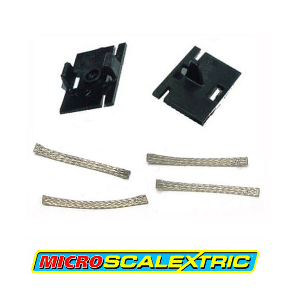 Latest Micro Scalextric 1:64 - Guide Blade Plates Braids Brushes ML-14092 - Action Slot Racing