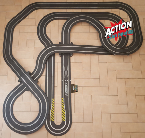 Scalextric Sport 1:32 Track Set - Huge Layout Digital ARC Pro AS8