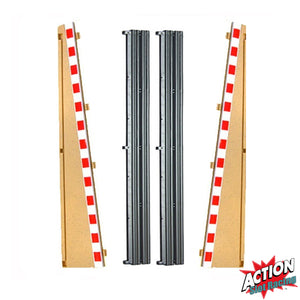 Scalextric 1:32 Sport - C8233 Borders & Barriers - 1 Pair of Lead In