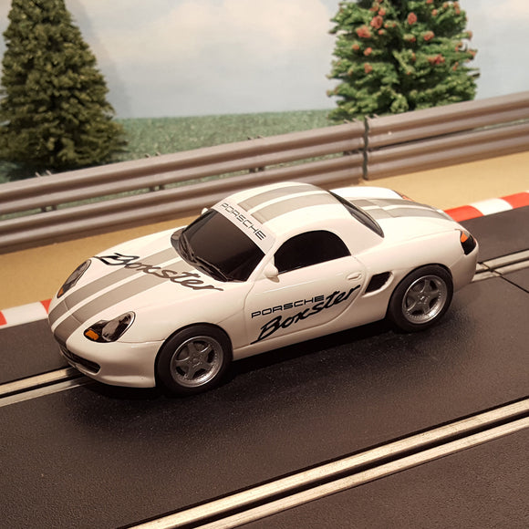 Scalextric 1:32 Digital Car - White Porsche Boxster