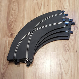 Scalextric Sport & Digital Track Curves Crossovers x 4 - C8203  #A