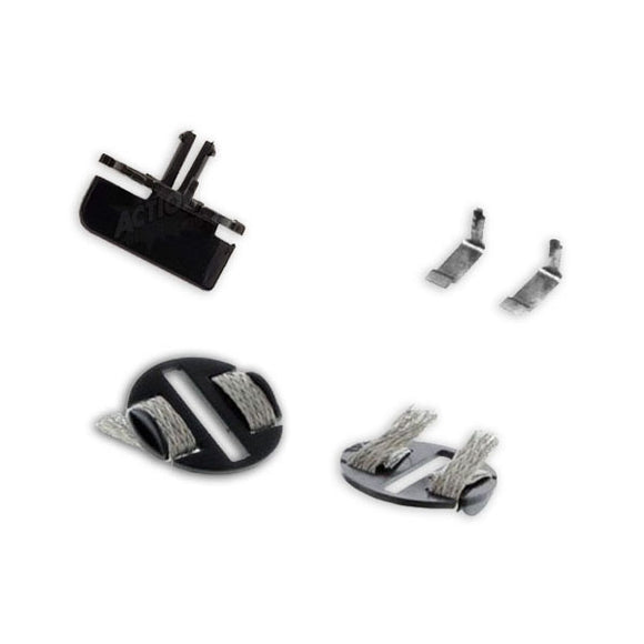 Scalextric Start 1:32 Spares - C8312 Guide Blade & 2 Braid Plates