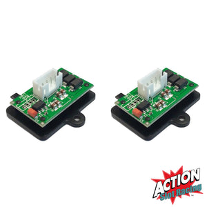 Scalextric C8515 Easy-Fit Digital Plug Chip (Pair) - Revision H