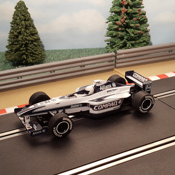Scalextric 1:32 Car - Formula One - Williams F1 BMW FW20 Compaq #10