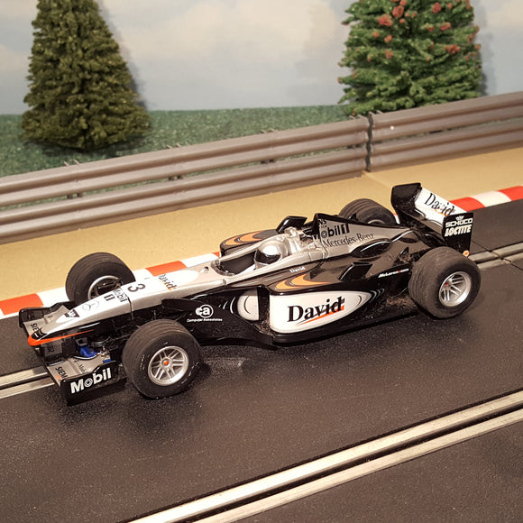 Scalextric 1:32 Car - F1 Mercedes Benz McLaren MP4-16 David #D