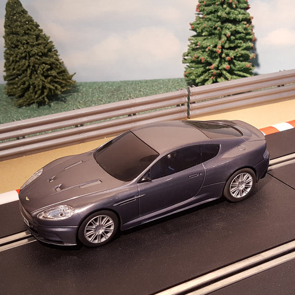 Scalextric 1:32 Car - Light Grey Aston Martin DBS James Bond #MW