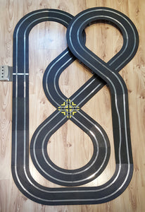 Scalextric Sport 1:32 Track Set - Double Figure-Of-Eight Layout DIGITAL #NBa