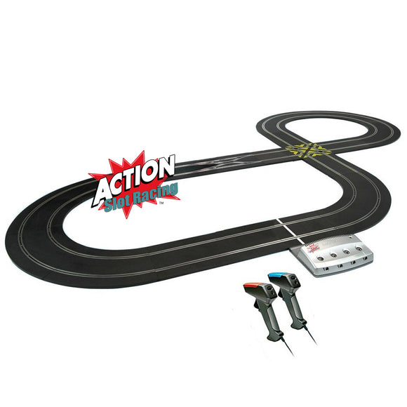 Scalextric Sport 1:32 Track Set - Figure-Of-Eight Layout DIGITAL #E