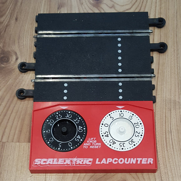 Scalextric Classic Lap Counter Timer Track C272  #A