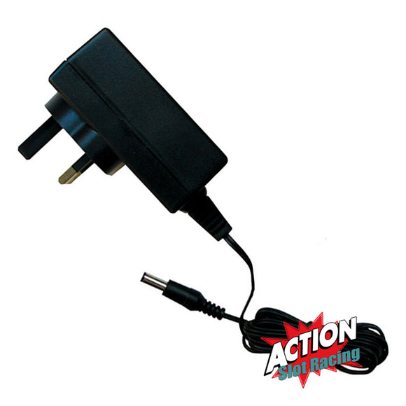 Hornby Scalextric Power Supply - P9200 Mains Adaptor - Action Slot Racing