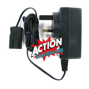 Hornby Scalextric Power Supply - P9400 AC Mains Adaptor - Action Slot Racing
