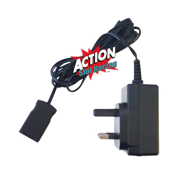 Hornby Scalextric Power Supply - P9500W AC Mains Adaptor - Action Slot Racing