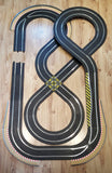 Scalextric Sport 1:32 Track Set - Double Figure-Of-Eight Layout - No Powerbase
