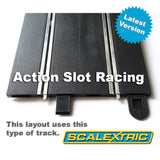 Scalextric Sport 1:32 Track Set - Layout With Lap Counter