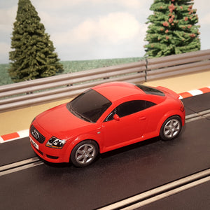 Scalextric 1:32 Digital Car - Red Audi TT